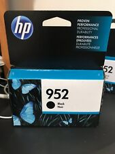 HP Ink catridge Black 952, New unopened