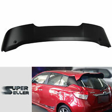 TOYOTA 3rd Yaris 4DR Hatchback Painted Rear Trunk Roof Wing Spoiler LE SE