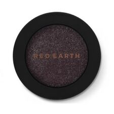 RED EARTH Shade Play Silk Finish Eye Shadow 2g *After Party dark red shimmer NEW