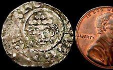 T234: Henry II anulado corto Cruz Martillado Plata centavo: RAVL-en-lvnd, cL1b