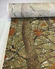 Camo Cotton Twill Fabric Skyline Apparition 2.0 Canvas 60