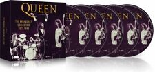 Queen – The Broadcast Collection 1977 - 1986 5-cd