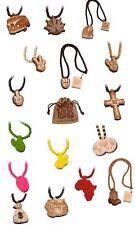 Ovale Modeschmuck-Halsketten