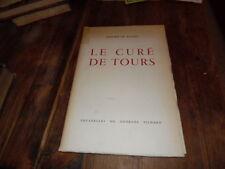 1947.Le curé de Tours.Balzac.Pichard