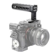 """SmallRig Top Cheese Handle with Cold Shoe & 1/4"""" Screw for Camera Cage - 1638"""