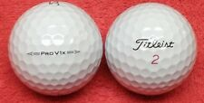 30 Titleist Pro V1X 2016 Version grade Aaaaa used $48.00 with free ship