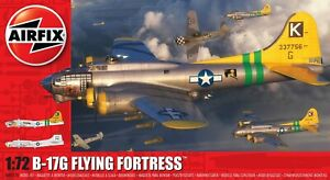 A08017B Airfix Boeing B17G Flying Fortress Model Plane Kit New Boxed UK