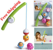 Fishin' Bath Toys For Kids Girls Boys Toddlers Toddler 1 Year Old Age Magnetic