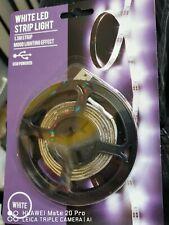 White led strip light 1.3Meter USB powerd TV Backlight NEW.moodlight.Ropelight.