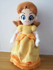 "New Super Mario Bros Series Princess Daisy Stuffed 9"" Plush Toy Doll"