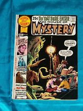 SUPER DC GIANT # 20, HOUSE OF MYSTERY, Nov. 1970, ADAMS Cover, FINE MINUS