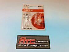 Osram W16W Sockel W2,1x9,5d 16 Watt Glassockel Birne. 2 Stück, OS 921-02B