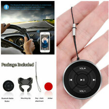 Car Bluetooth Media Steering Wheel Remote Control Button for Android IOS Device