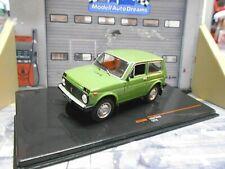 LADA Niva 4x4 Geländewagen SUV grün green 1978 CLC338N NEU IXO 1:43