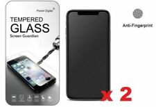 2x Anti Glare Matte Glass Screen Protector for iPhone 11 Pro Max/ iPhone XS Max