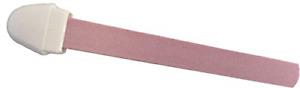 Ruby Stone Crystal Nail File 1