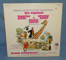DOCTOR DOLITTLE Soundtrack LP 1967 Stereo Gatefold with Booklet VG+