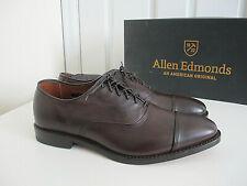 NIB $425 Allen Edmonds Park Avenue Oxford Dress Shoes Brown sz 9 B