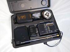 SONY ICF-SW1 S Weltempfänger / alle 6 Kondensatoren + LED + GoldCap neu - TOP