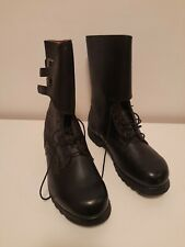 JNA military boots, 1987 military boots