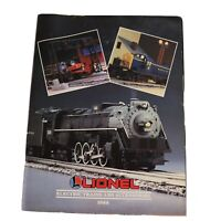 Lionel 1988 Train Catalog * Complete * VG Condition * Model Hobby * Detailed