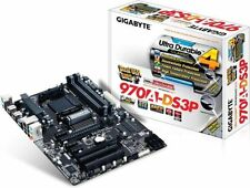 Placas base de ordenador Socket AM3 PCI 4 ranuras de memoria