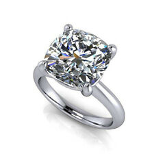 Other Fine Rings 0.71 Ct Round Cut Diamond Wedding 14k White Gold Solitaire Rings Size N M K Sale