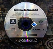 Play Station 2 Spiel PS2 Tekken Tag Tournament Platinum  Spiel