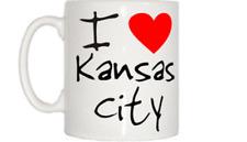 I Love Heart Kansas City Mug