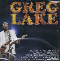 Greg Lake - Greg Lake - CD Album NEU - Lucky Man - 21st Century Schizoid Man