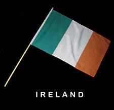 IRELAND  IRISH Hand Waver Flag - 30x45cm