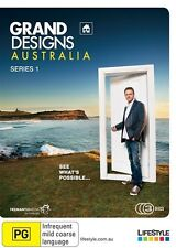 Grand Designs Australia : Series 1 (DVD, 2011, 3-Disc Set)