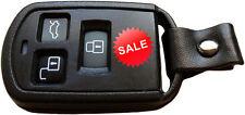 For Hyundai Accent Sonata Gs300 Gs350 3 button remote key case shell & rubber