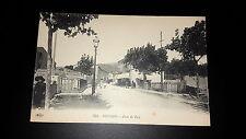 CPA (83 - VAR) TOULON, PONT DE BOIS TBE