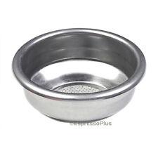 La Spaziale Single Portafilter Insert Basket - 7 gram