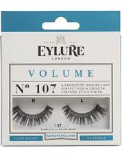 Eylure False Eyelashes - VOLUME 107 - Genuine Eylure False Lashes!