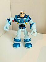 Disney Pixar Hasbro 2006 Toy Story Buzz Lightyear Action Figure Blue Toy