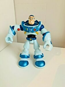 Disney Pixar Hasbro 2006 Toy Story Buzz Lightyear Action Figure Blue Toy