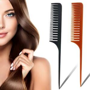 Durable One-way Sectioning Weave Highlighting Foiling Hair Comb Professional AU