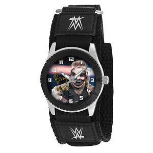 WWE Bray Wyatt The Fiend Kids Rookie Watch by Game Time Youth Child Boys