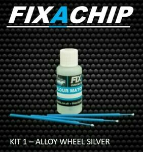 STANDARD SILVER  ALLOY WHEEL TOUCH UP PAINT