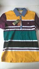 Original Penguin Men's Slim Short Sleeve Striped Casual Shirts & Tops