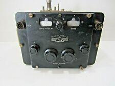 Vintage General Radio Vhf Bridge 1601 A