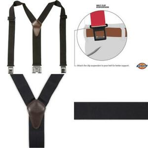 Dickies Men'S Perry Y-Back Adjustable Suspender