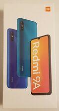 XIAOMI Redmi 9A 32GB Blau Sky Blue Dual SIM Android Smartphone NEU