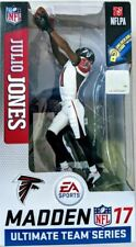 Julio Jones Atlanta Falcons NFL Madden 17 Figure EA Sports NIB McFarlane Toys