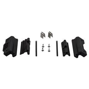 OEM NEW Rear Sliding Back Window Glass Latch Lock Kit Black Ford F5TZ-1040860-A
