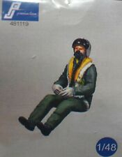 1/48 RAF RN 1950s-60s pilot PJ Production resin Buccaneer Hunter