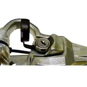 TRAILER LOCK FOR AVONRIDE, IFOR WILLIAMS HITCH LOCK NEW FOUR KEYS FULL KIT