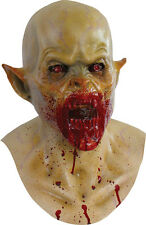 Halloween LifeSize Costume RAVNOS VAMPIRE GHOUL LATEX DELUXE MASK Haunted House